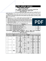 PSC Officer Vacancy Bigyapan Mangsir 2073