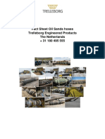 Oil Sands Fact Sheet