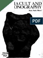 Yaksha Cult and Iconography - Misra, R.N.