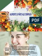 Alimente functionale - PROIECT