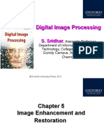 5 Image Enhancement Restoration Chapter5 DIP