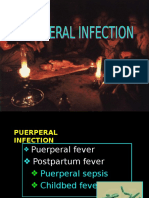 PUERPERAL INFECTION.ppt
