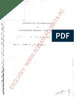 Contract Bechtel Brasov Bors RC