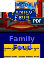 Family Fu Ed Update