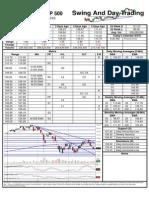 SPY Trading Sheet - Monday, June 28, 2010