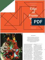 Edge of Frame Weekend programme