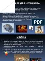 Industria Minero Metalurgica