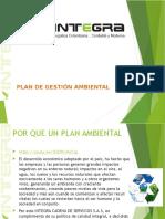 Capacitación Plan Ambiental