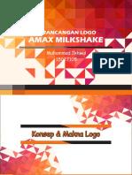 Manual Book AMAX milkshake