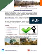 Over Ons Interim Management Bureau - Meesters in Management