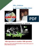 Maajid Nawaz Mi6 and Khudi