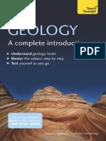 Geology, A Complete Introduvv