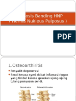 Diagnosis Banding HNP