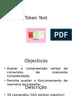 Token Test Explicação