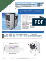 C1D1 14000 Hazardous Duty 480 v Data Sheet