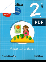 Santillana - Projeto Desafios de MatemáTica 2 Ano