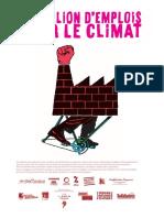 1 million emplois pour le climat, le rapport de la Plateforme emplois-climat