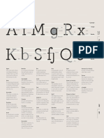 Anatomy of Letter Forms