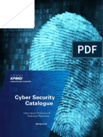 KPMG Cyber Security Catalogue-final