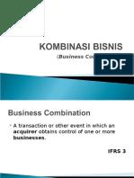 kombinasi bisnis