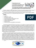 Nueva ciencia AyDo Agua Biorremediación del Agua. Rompiendo lazos del átomo molecular. Castellano Marzo2016