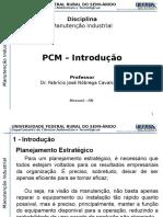 Manutencao Industrial 2.1 PCM Introducao