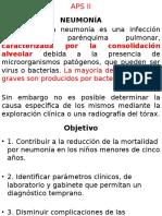 II. Neumonias de 1 a 4 Años
