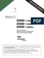 Polk Audio Dsw Pro 440wi