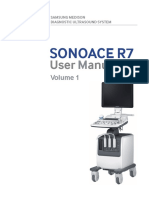 Ultrasound R7 User Manual