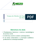 6 - Temas Do Nucleo de Fundamentos Do Servico Social