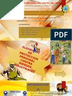 Elementos de Proteccion Personal Contra Rieesgos Industriales