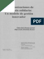 34-(04) Las Organizaciones de Economia Solidaria