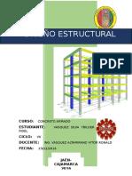 DISEÑO ESTRUCTURAL DE UNA VIVIENDA DE 5mx20m DE 5 NIVELES