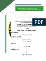 Formato de Audio FLAC