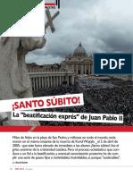 Más Allá de La Ciencia - Dossier Juan Pablo II