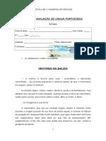Ficha Banda Desenhada