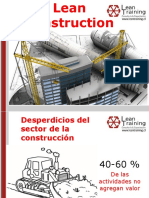 Lean Construction - Lean Training Chile