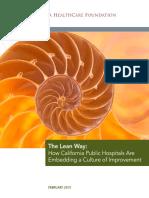 PDF LeanWayPublicHospsEmbedCulture