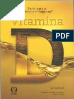 Livro Vitamina D - Ian Wishart