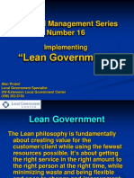 FM16 - Lean Government