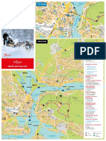 Rovaniemi Winter Map 40 Tips_2016-17