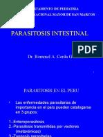 (59)  PARASITOSIS