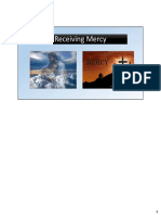Receiving Mercy