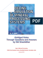 Simulation in in Mineral Processing