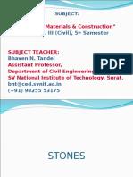 Class 2 Stones