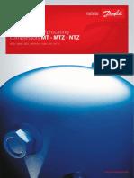 Manual Danfoss Compresor Hermetico