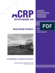 ACRP Ramp Safety Practices