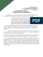 Planteamientos de Habermas en La Pelicula Rebelión en La Granja