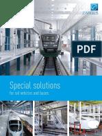 2014 ZARGES Special Solutions RAIL En