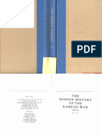 The Hidden History of the Korean War, 1950-1951 - I. F. Stone